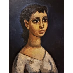 IBARZ Miquel. Niña. 1955.