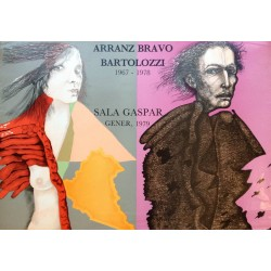 ARRANZ-BRAVO & BARTOLOZZI. Sala Gaspar. 1979.