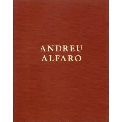 ALFARO Andreu. Sils Maria. Escultures i dibuixes. 2000