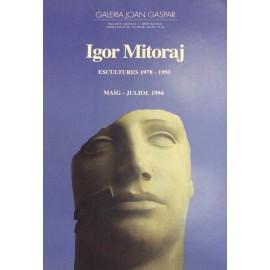Igor Mitoraj. Escultures. 1994
