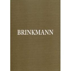 BRINKMANN Enrique. Pintures. 1997.