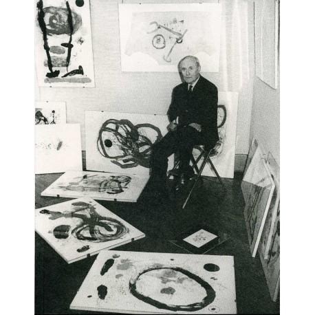 MIRÓ Joan. Aiguaforts i litografies. 2000-2001.