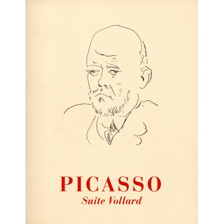 PICASSO Pablo. Suite Vollard. 1999.