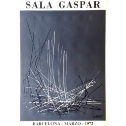CLARET Joan. Sala Gaspar 1972