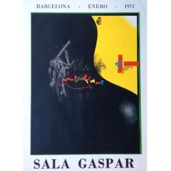 VILADECANS Joan-Pere. Sala Gaspar 1971