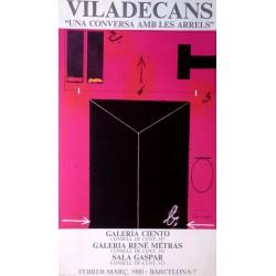 VILADECANS Joan-Pere. Una conversa amb les arrels. 1980