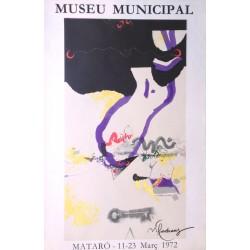 VILADECANS Joan-Pere. Museu Municipal de Mataró. 1972