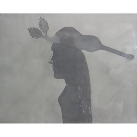 CASTILLO Jorge. Figura №2. 1966.