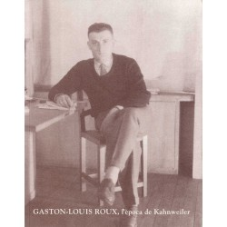 ROUX Gaston-Louis. L'època de Kahnweiler