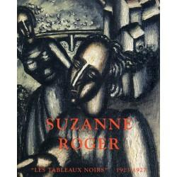 ROGER Suzanne. Les tableaux noirs (1923-1927)