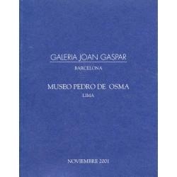 Colección de la Galeria Joan Gaspar. Museo Pedro de Osma