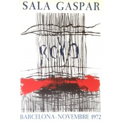 "ROYO Josep. ""Sala Gaspar"". 1972"
