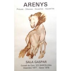 Arenys, Ricard. Sala Gaspar 1977-1978