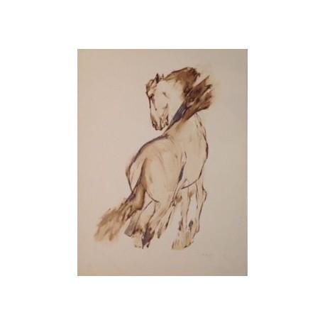 Arenys, Ricardo. Lithography