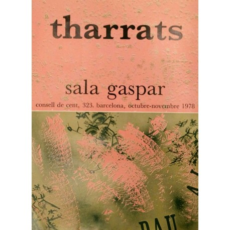 Lithography Tharrats 831