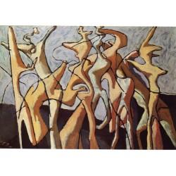 """Figures"". 1930. TOGORES Josep."