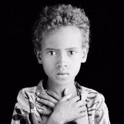HUYNH Jean-Baptiste. Ethiope-portrait V. 2005.